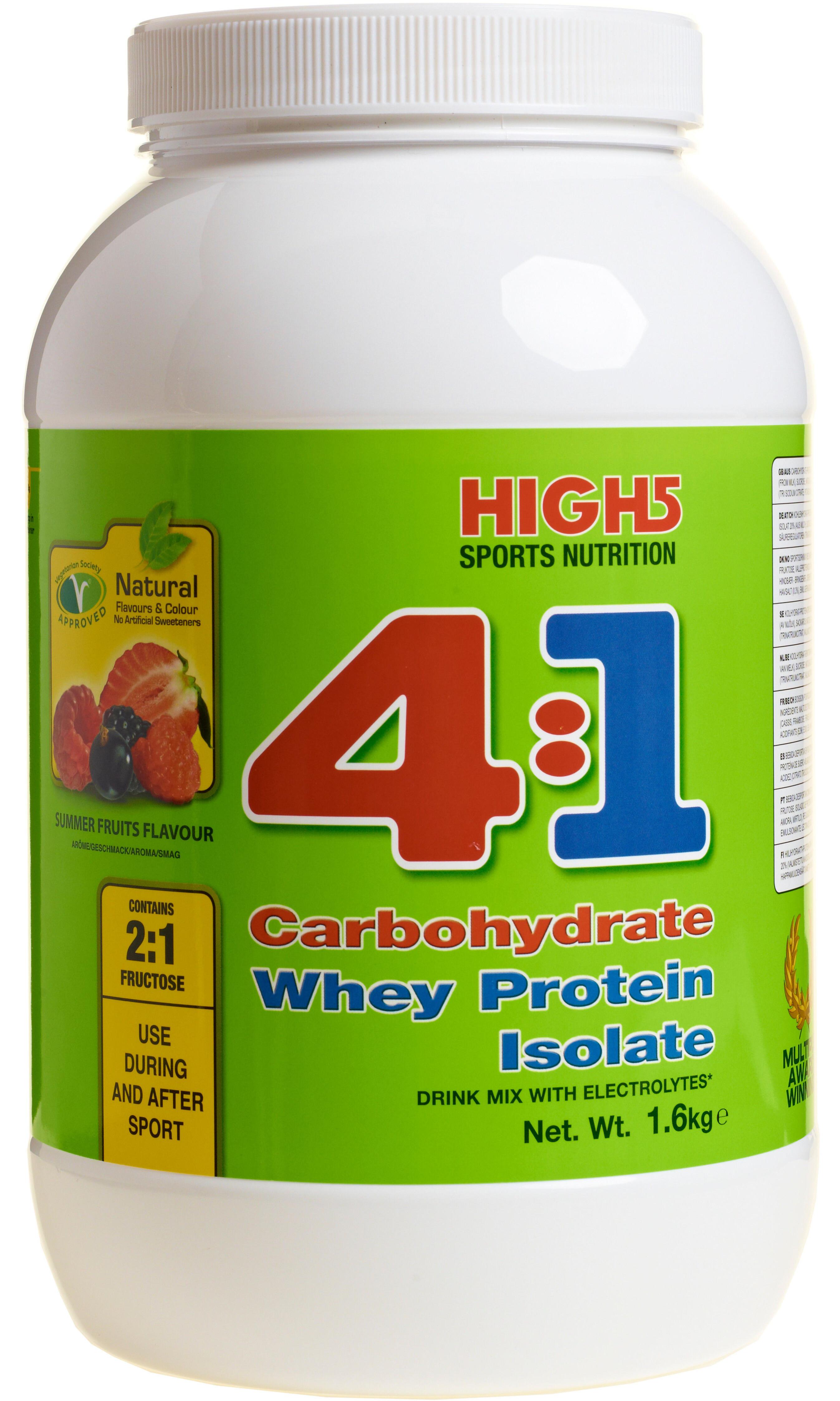 High5 41 Energysource Sports Nutrition Summer Fruits 16kg At Sis Go Energy Electrolyte Gel Raspberry